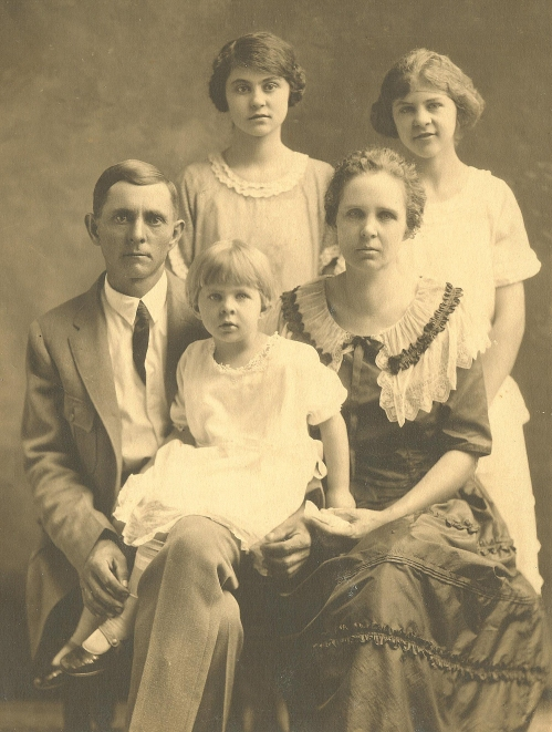 Ferrier Family, Counway MO
