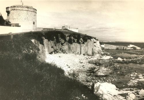 James Joyce Museum, Sandycove Ireland, Ireland, Irish press photo, Martello Tower