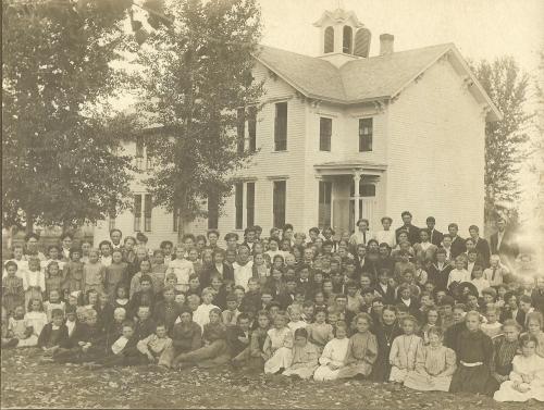 Stevensville, Montana 1906-07