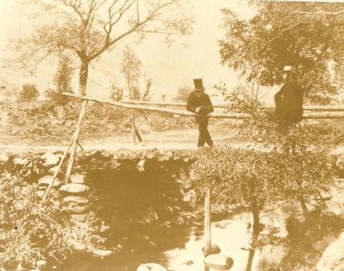 Irish gents, Ireland, vintage photography, 1880's, antique photos