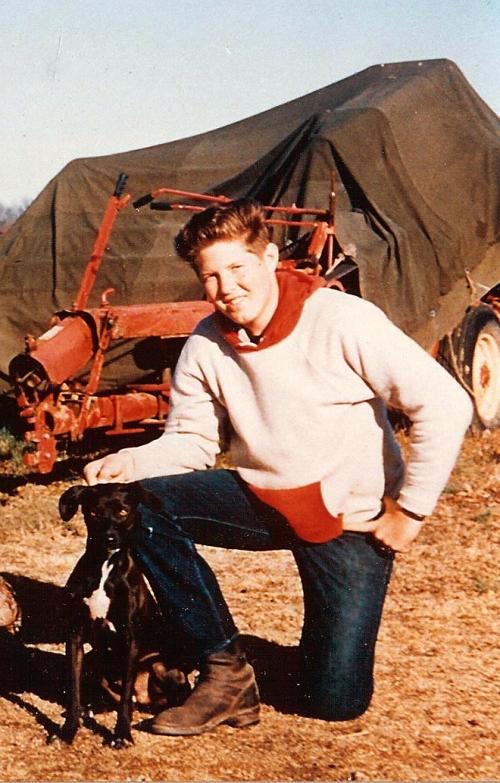 Richard Marlin hunting Missouri