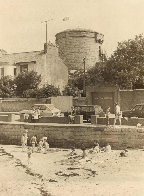 James Joyce Tower, Martello Tower, Sandycove, Ireland, James Joyce
