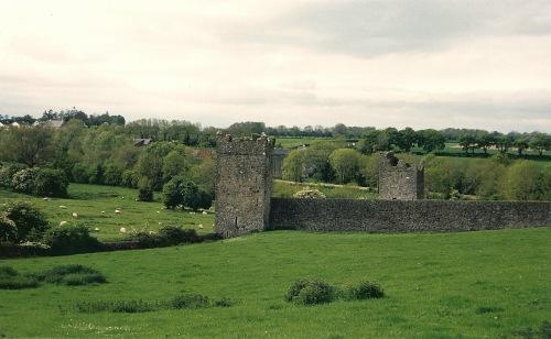 Kells priory, Kilkenny Ireland