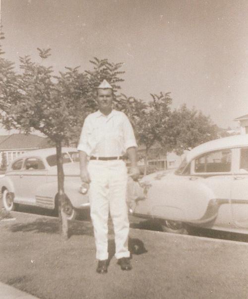 Standard Oil, Larry R. Marlin, 1940 Cehvrolet, 1953 Pontiac