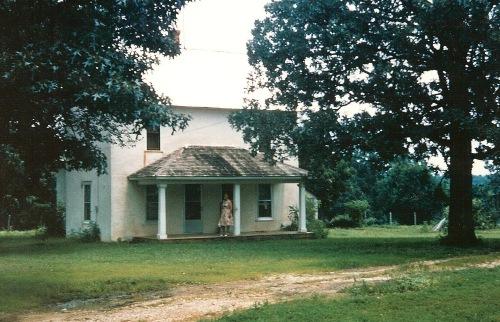 Shank home Phillipsburg Mo, Missouri, Laclede County