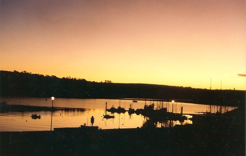 Kinsale Harbor, Kinsale, Kinsale at Sunset, County Cork, Ireland, Photography, Irish photography