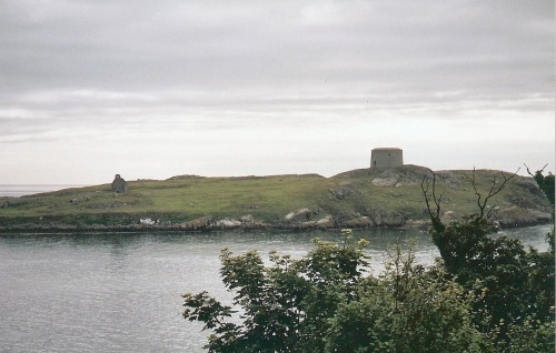 Dalkey Ireland, Martello Tower, St. Begnets, Dalkey, Sorrento Terrace