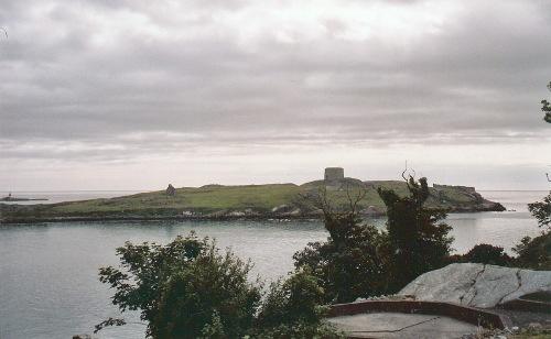 Dalkey Ireland, Dalkey, Sorrento Terrace, Martello Tower