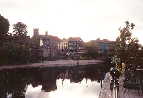 Kilkenny City, County Kilkenny, RIver Nore