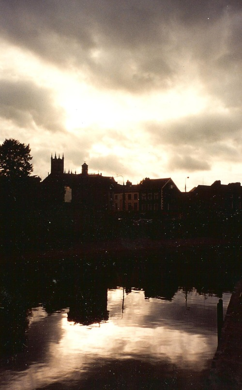 River Nore, Kilkenny Town, RIver Court Hotel, Ireland, Irish photography