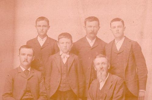 Joseph McMenus and sons