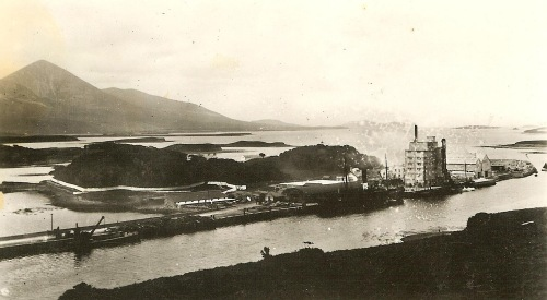 Westport, County Mayo, Croach Patrick, Clew Bay, the Quays