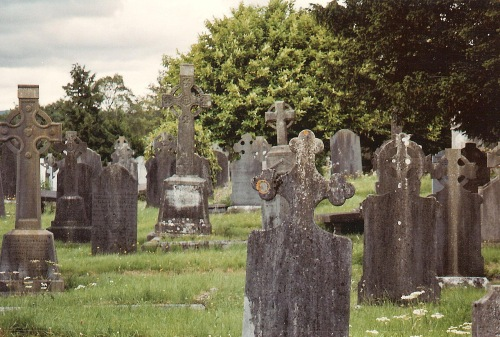 Rathvilly Carlow Cemetery Ireland
