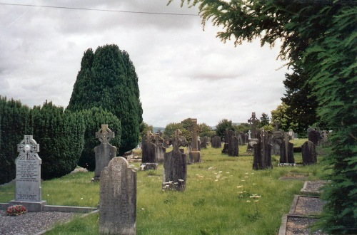 Rathvilly Cemetery, Rathvilly, County Carlow, Ireland