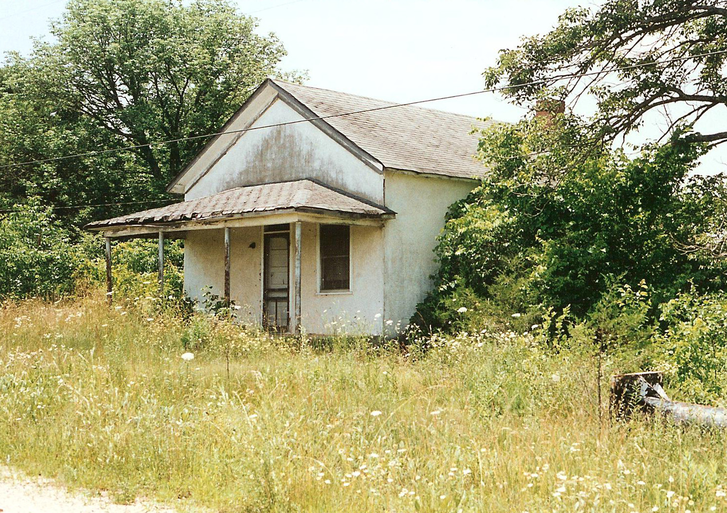 webster county missouri, MO, Marlin School near Marlin Cemetery, Marlin School