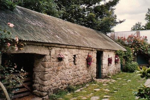 COunty Carlow Farmyard, Irish farmyard