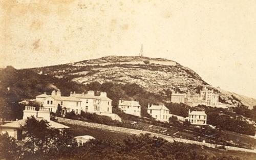 Dalkey, Ireland, VIctoria Monument