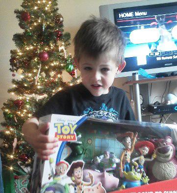 charlie christmas 2012