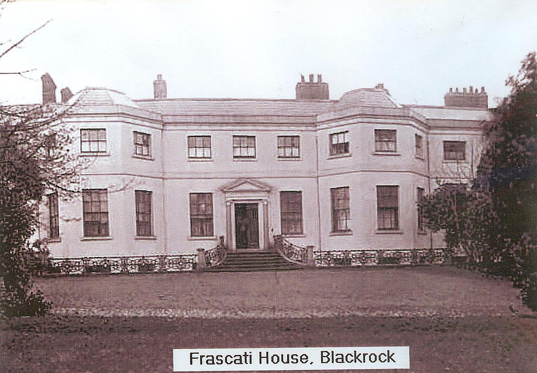 FRASCATI HOUSE – Blackrock, County Dublin, Ireland – About