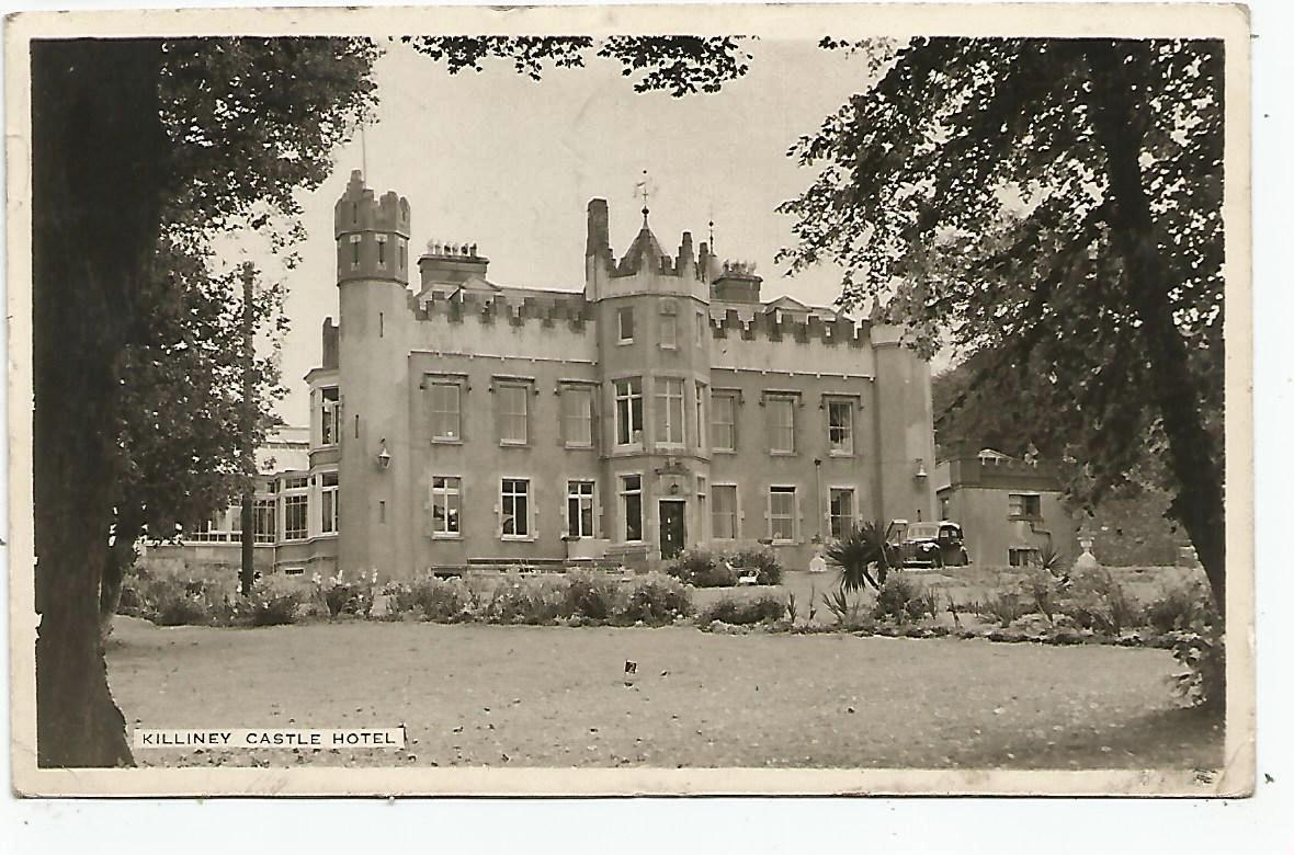 Killiney Castle Hotel Killiney County Dublin Ireland